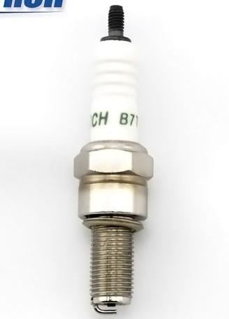 NGK C7E U3CC U22ES-N 4137 IU22 U22ESN Brisk AR14YS Yamaha Spark Plug 94701-00358 for motorcycles