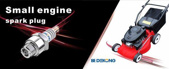 Gasoline Engines Brush Cutter Spark Plugs Match for NGK BP6ES/Denso IW20 VW20/Bosch W6DC