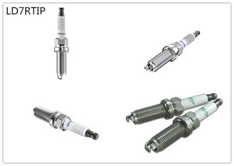 China Iridium Electrode Peugeot Spark Plugs LD7RTIP 1.1mm Gap High Fuel Efficiency supplier