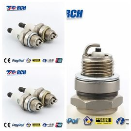 China Lawn mover / chainsaw machine spark plug match for NGK BPM6A / Bosch WS6F / Champion CJ8Y supplier