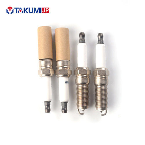Petrol Power Motorcycle Spark Plugs , Vehicle Spark Plugs For Ford Telstar Thunder supplier