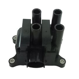 China Durable 24V Engine Ignition Coil High Degree Adhesion For GENERAL MOTORS factory