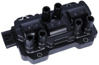 China Mitsubishi Car Ignition Coil H6T.12771 Black Color With Low Resistivity Copper Wire factory