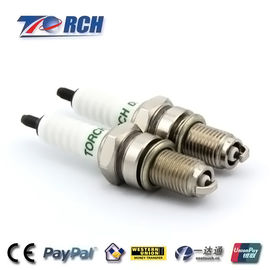 China Honda Yamaha Motorcycle Spark Plugs , Durable Iridium Spark Plugs For Motorcycles  factory