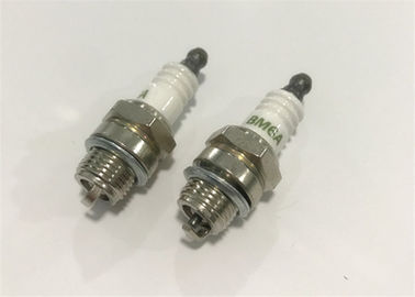 China Nickel Plated Brush Cutter Spark Plug ,  DENSO W20M-U Spark Plugs For Gas Trimmers distributor